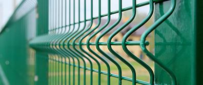 Металлические панельные ограждения