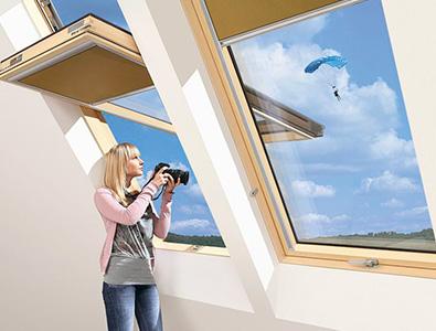 Мансардные окна proSky